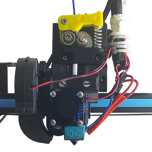 Direct extruder mod for Creality CR-10