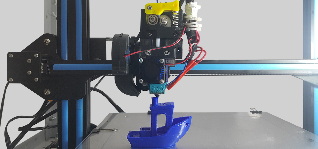 Direct extruder on Creality CR-10