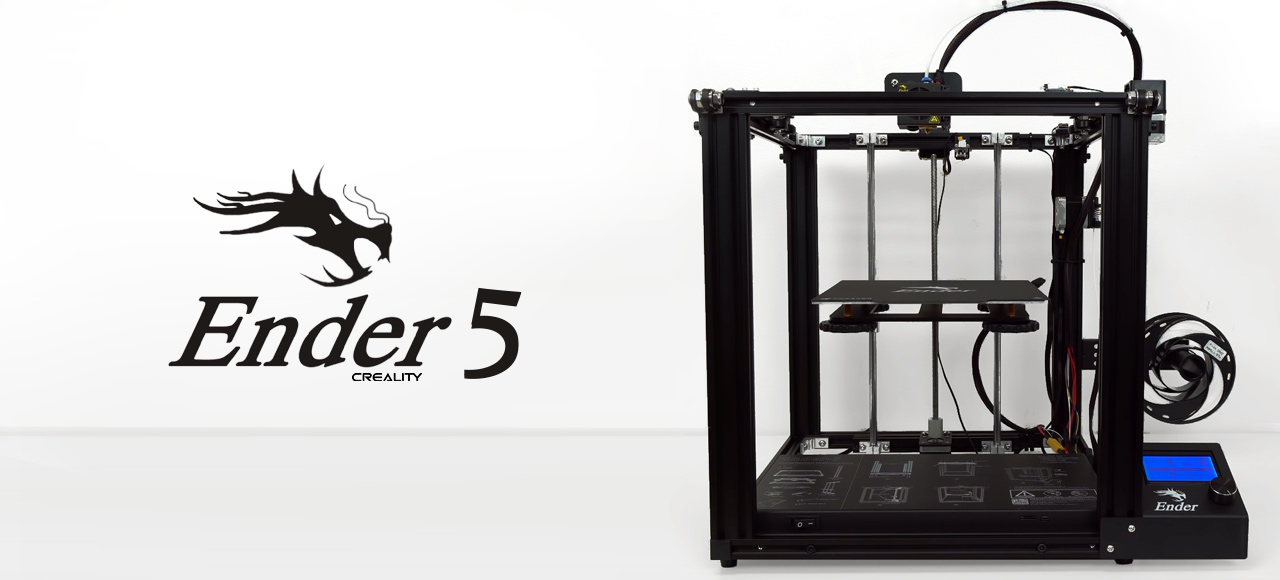 Ender 5 – 3d printer review