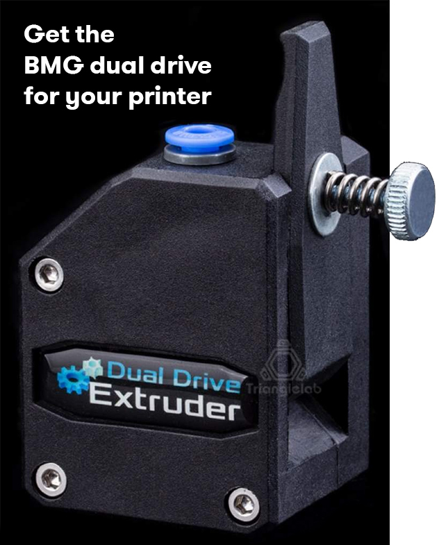 Trianglab BMG Dual Drive Extruder upgrade