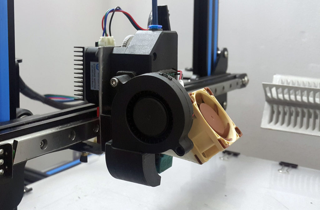 Final 3d printer upgrade with MGN linear rail