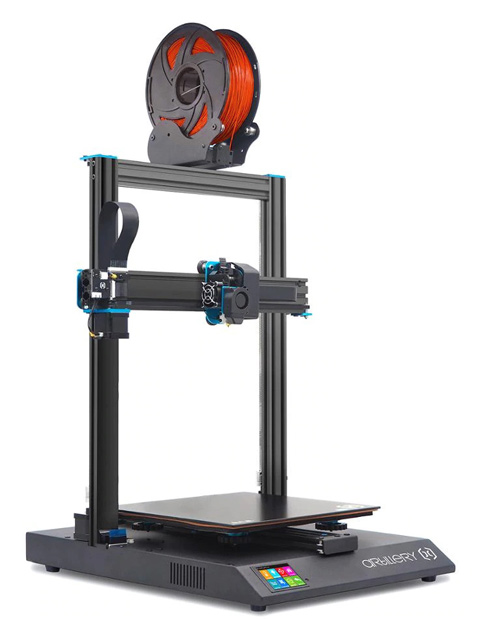The artillery X1 3d printer now sells for less than 400 USD