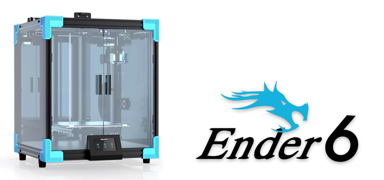 Ender 6 – Creality's first coreXY 3d printer