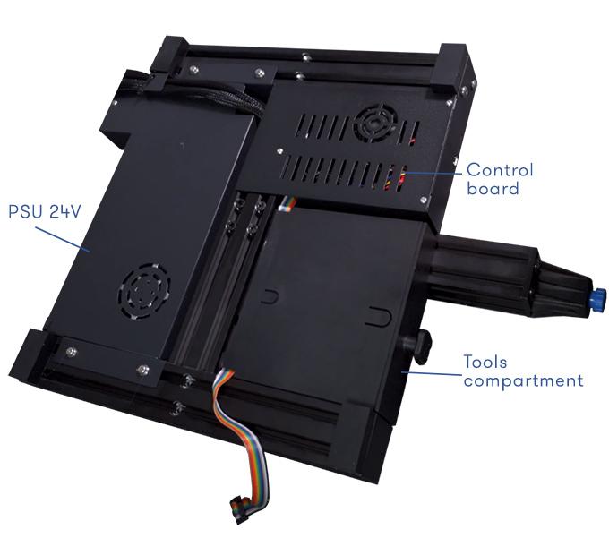 Control panel of Ender-3 V2