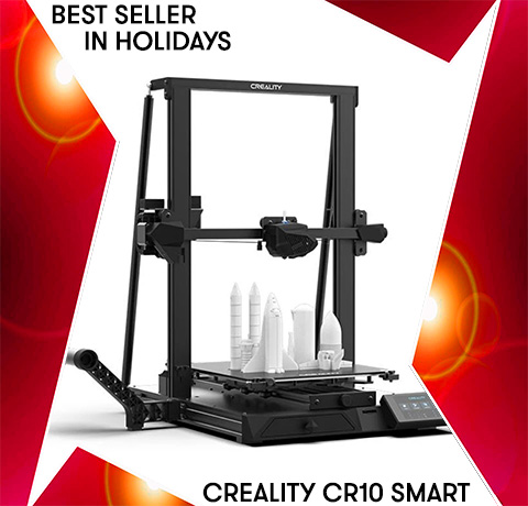 Creality CR10 Smart is a Christmas best seller