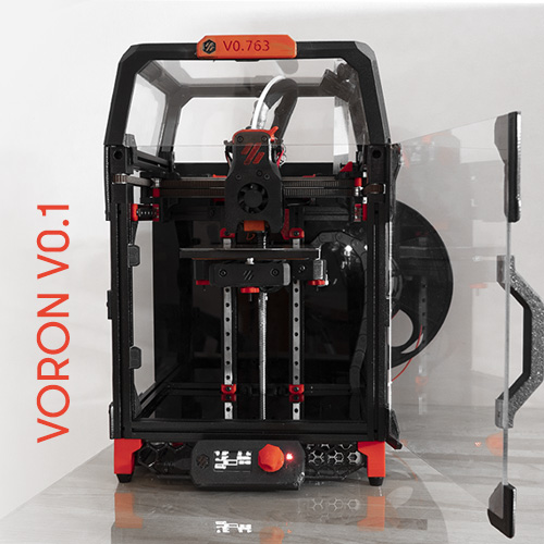 Full review of the Voron V0.1 CoreXY 3d printer